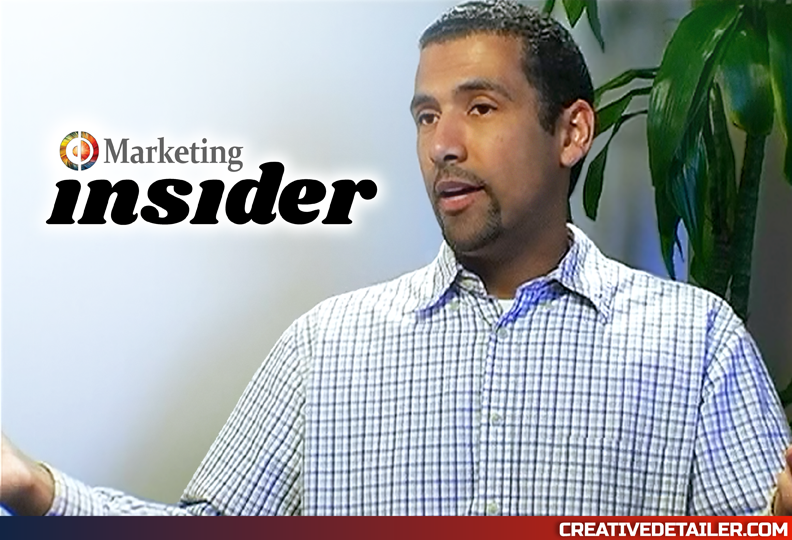 Marketing Insider - David Austin discusses Buyer Motivation and his thoughts as a consumer