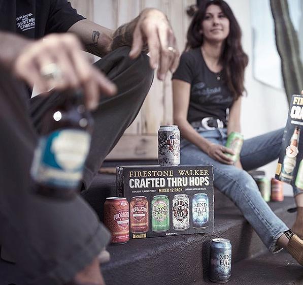 Firestone Walker Brewing Company - Lifestyle photo